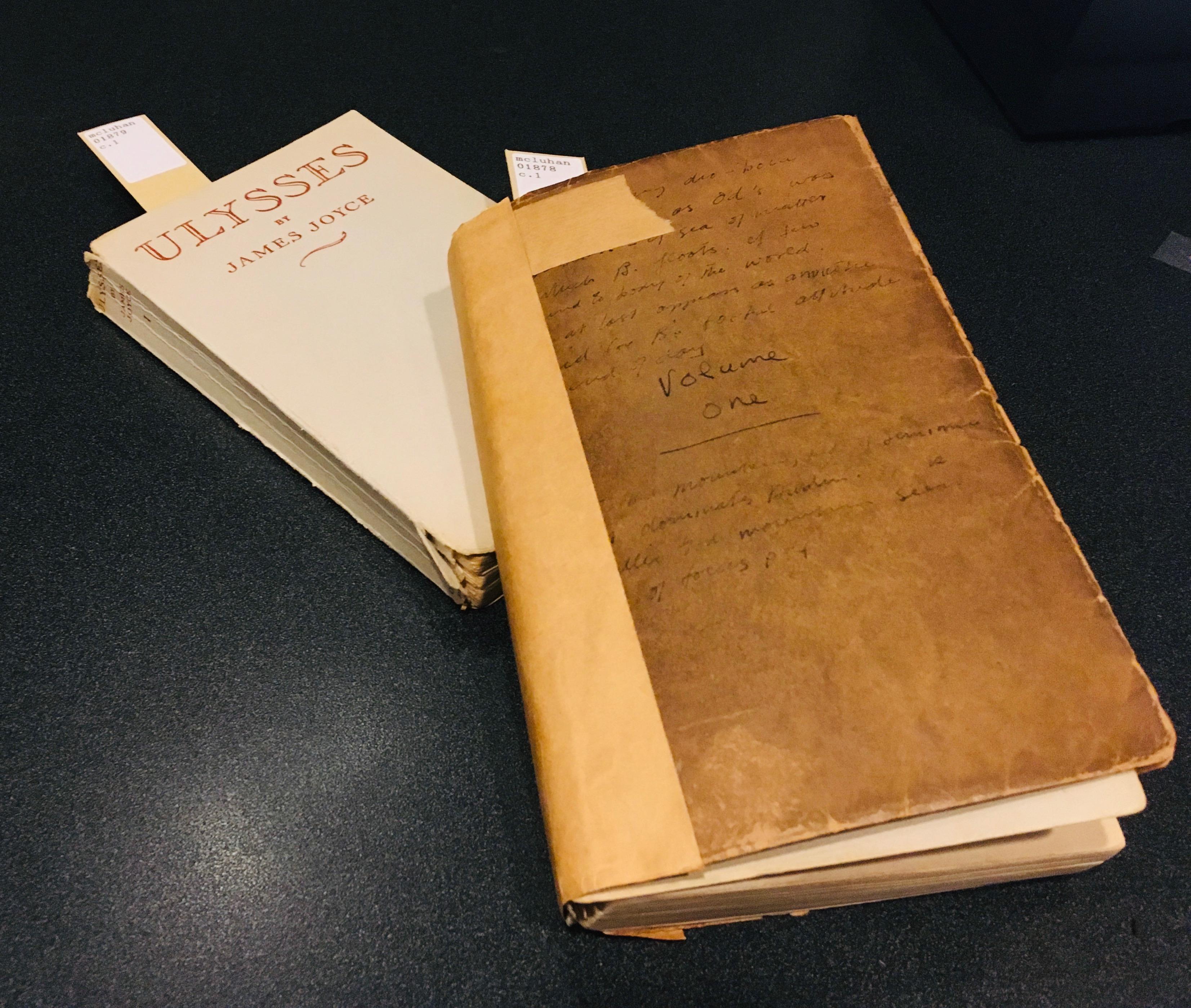 McLuhan Odyssey Press Ulysses